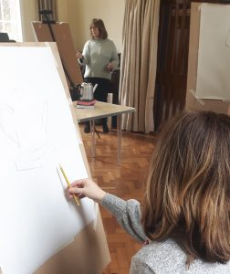 The Fine Art Room - Learn to draw - art class - Ealing