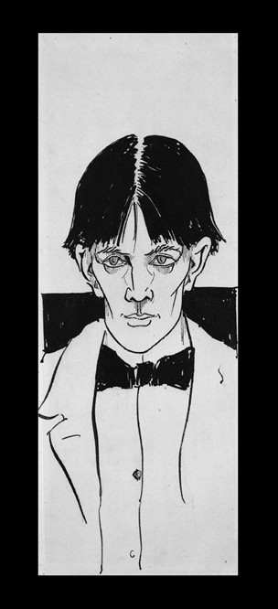 Inspired by: Aubrey Beardsley