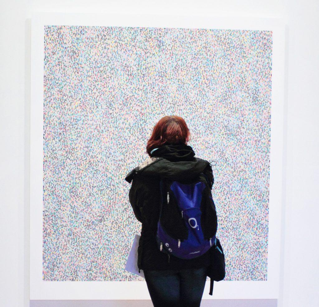London Art Fair January social