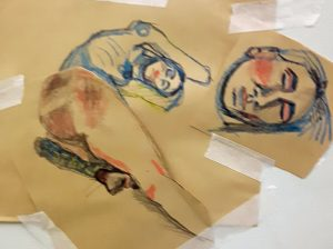 life drawing ealing
