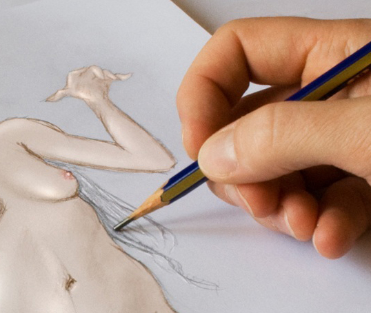 Life drawing Ealing