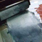 Monoprinting printmaking workshop Ealing