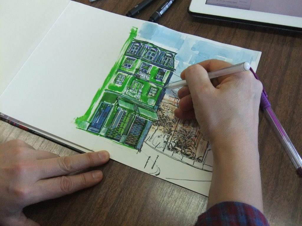 The Fine Art Room Art Project course